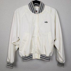Vintage Nike Varsity bomber baseball jacket size S